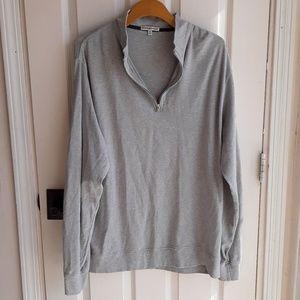 Peter Millar Quarter Zip Long Sleeve Shirt XL